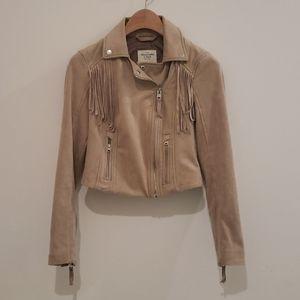 A & F Suede Jacket